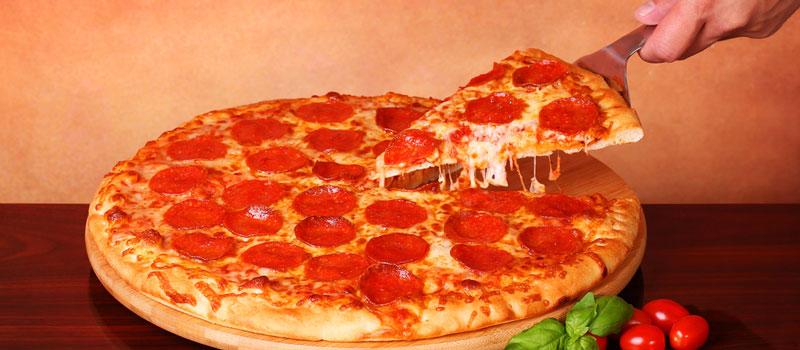 La mejor pizza de pepperoni