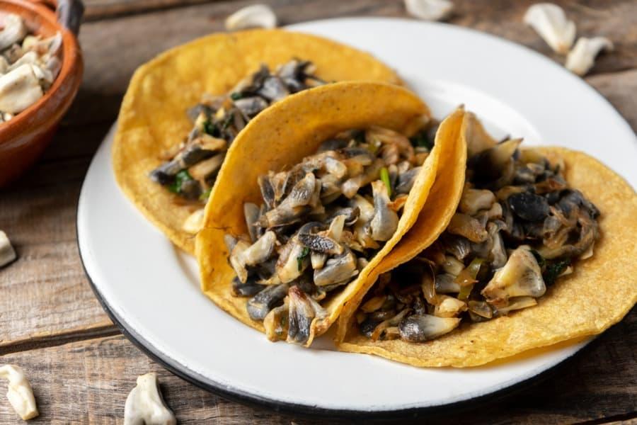 comidas mexicanas: Huitlacoche
