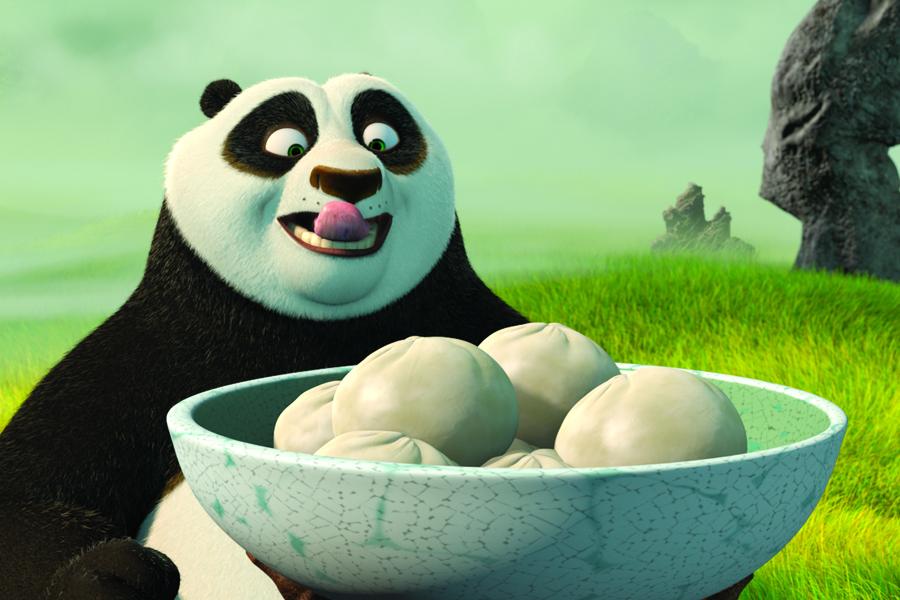 po kung fu panda dumplings