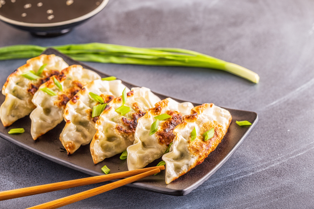 gyoza los dumplings japoneses